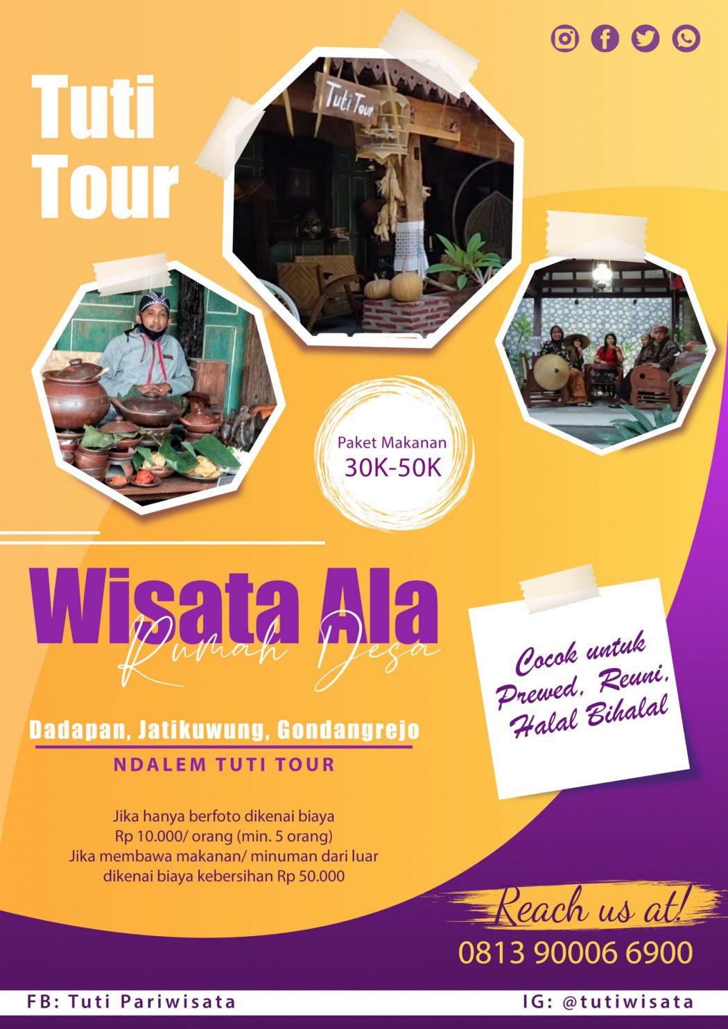 Tuti Tour